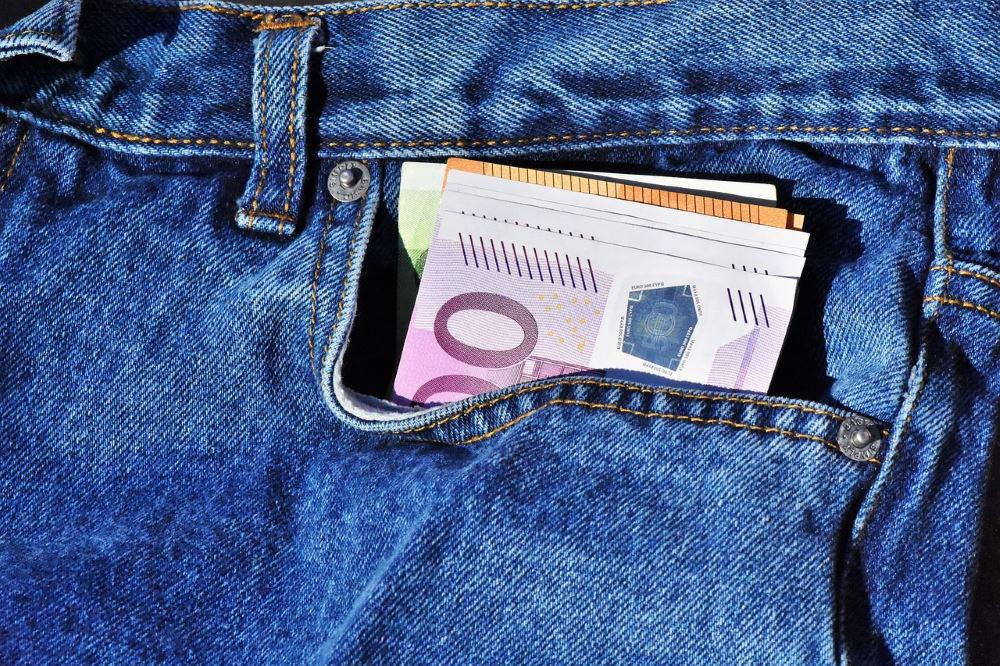 Taschengeld während eines High School Aufenthaltes in England