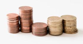 Bezahlung Geld Münzen