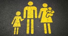 Kinder Familie