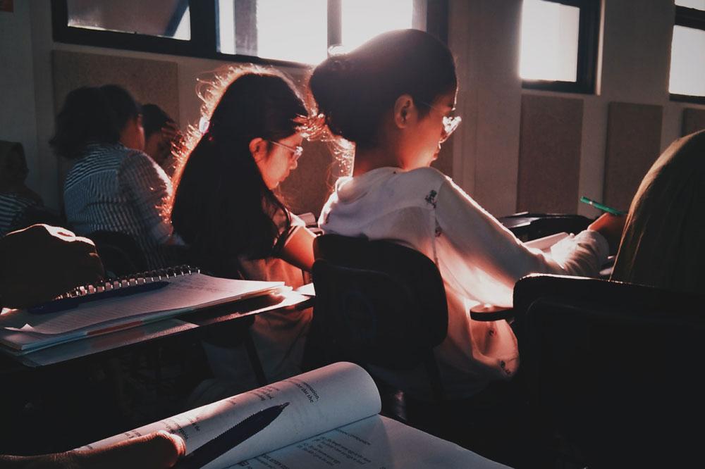 Klasseneinteilung Klassenraum Schüler