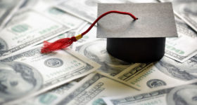 Stipendium Geld Cap